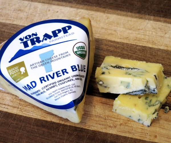 Von Trapp Mad River Blue Cheese
