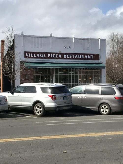 village pizza wethersfield