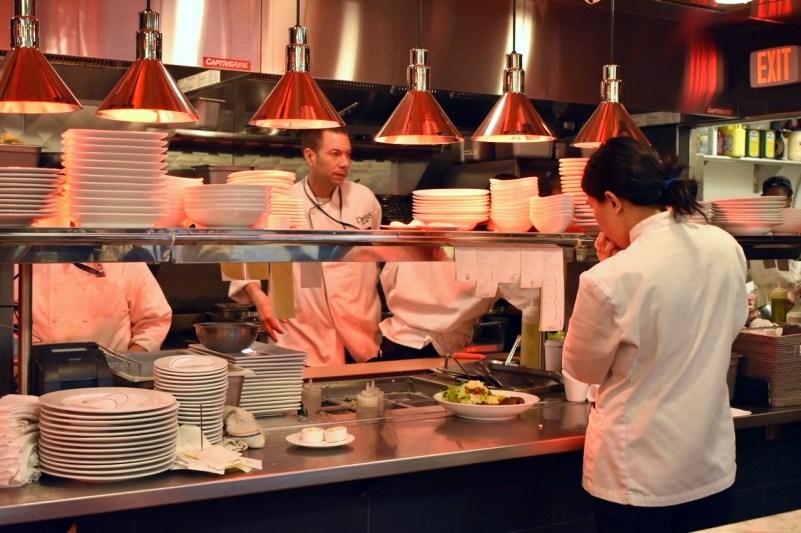 davios logan airport kitchen
