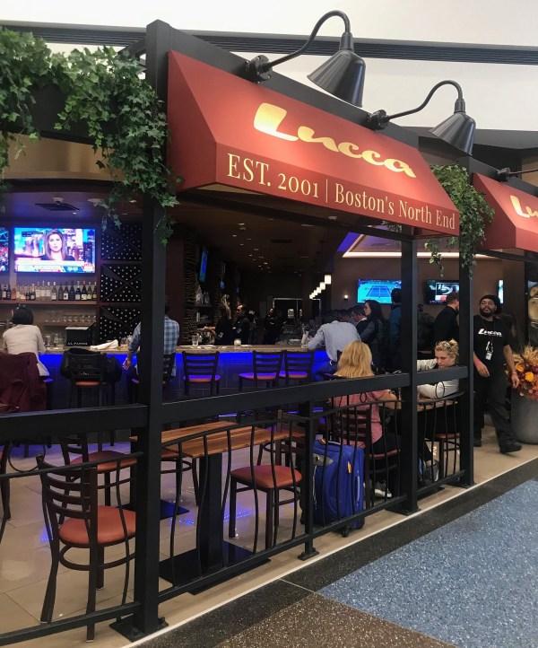 lucca logan airport