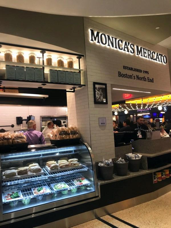 monicas mercato logan airport deli