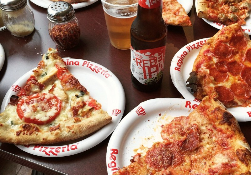 8 Of The Best Places To Get Pizza In Boston