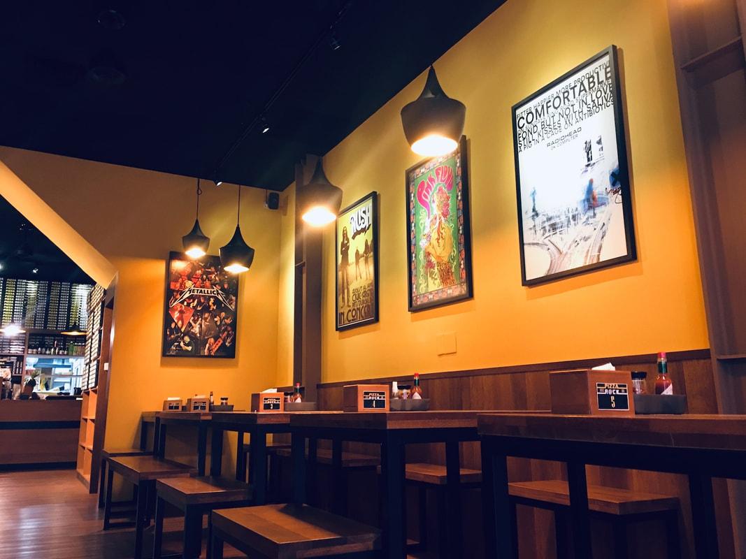 Pizza Rock Kaohsiung Ruilong - 搖滾披薩高雄瑞隆店