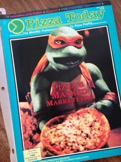 nija kitchen white carts throwback thursday: tmnt give pizza the star treatment in ...
