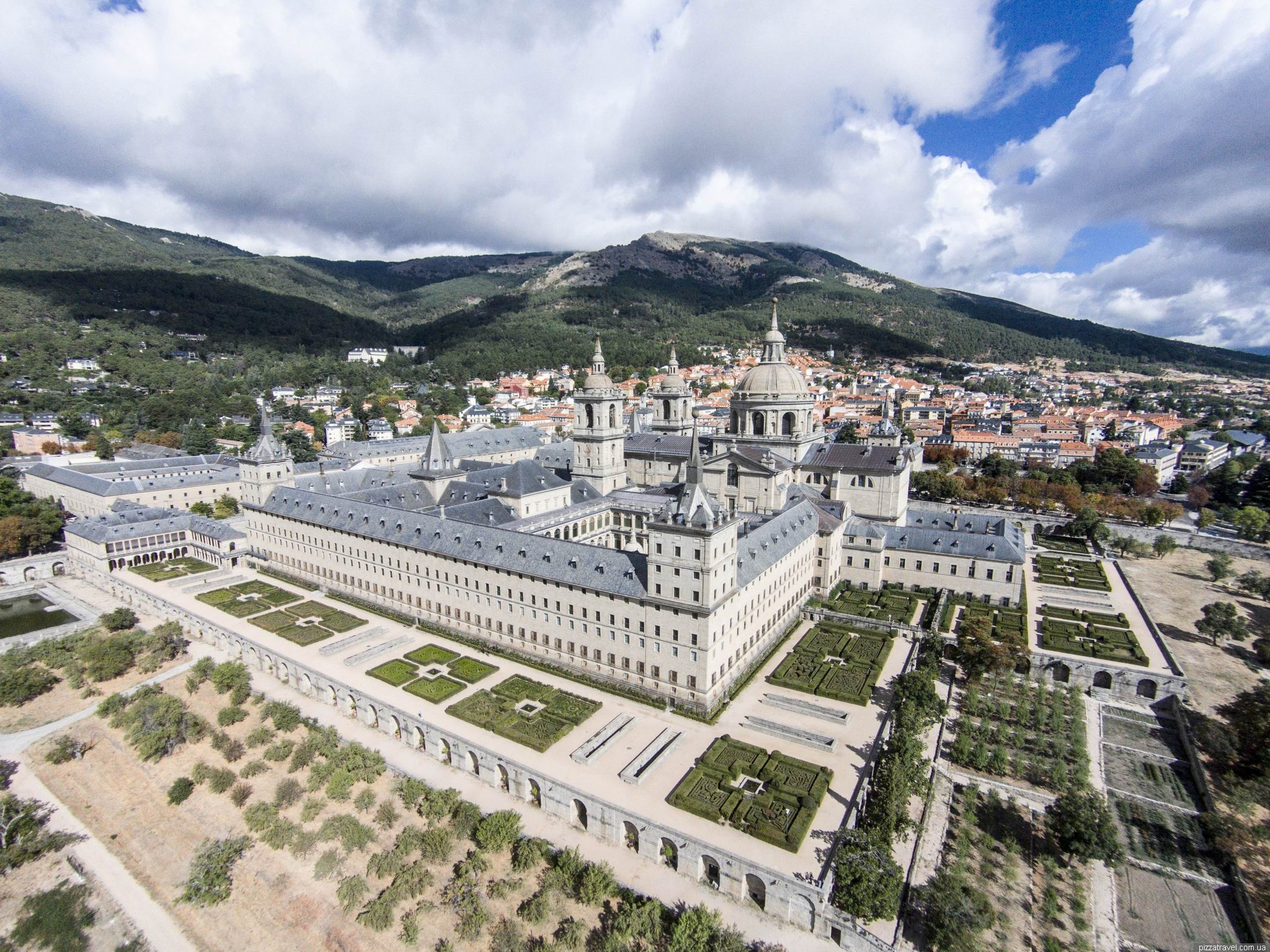 El Escorial  Spain  Blog about interesting places