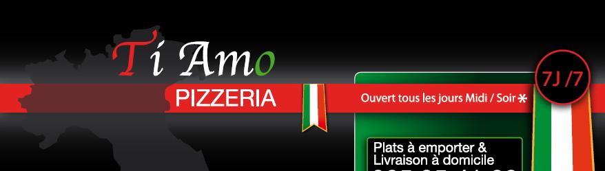 Pizzeria Ti Amo Wanze