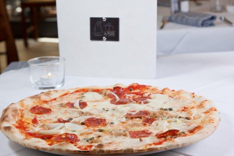 Ristorante e pizzeria  Pizzeria al porto  Torbole sul Garda