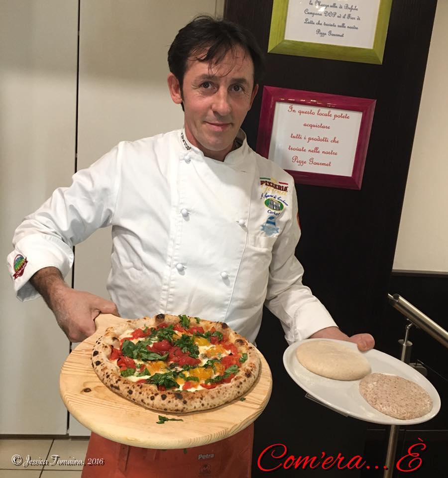 """Pizzeria Gourmet """"Com'era, è"""" –  Moncalieri (Torino)"""