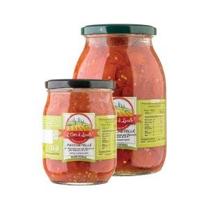 pomodoro a pacchetelle del Piennolo - L'Orto di Lucullo