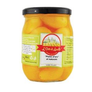 Pomodoro giallo al naturale- L'Orto di Lucullo
