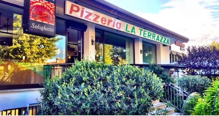 Pizzeria La Terrazza  Pieve di Soligo