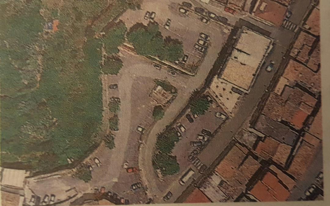 Parcheggio Papa da riqualificare