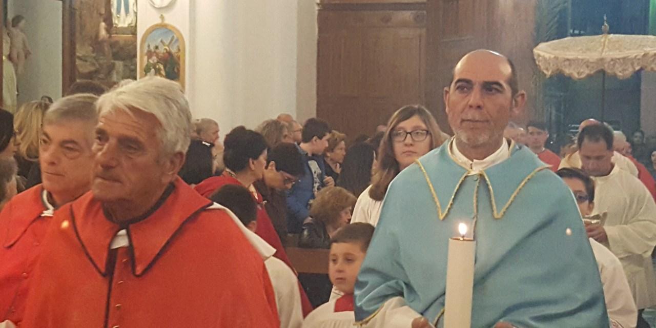 "13/4/2017 – Pasqua: Discesa Apostoli e ""Coena Domini"""