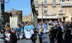 Domenica delle Palme del 2016 – Processione Parrocchia San Giorgio