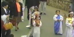 Processione Angeleji del 1990