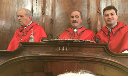 23/4/2017 – Cambio del priore di San Sebastiano