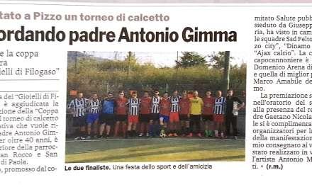 Ricordando Padre Antonio Gimma
