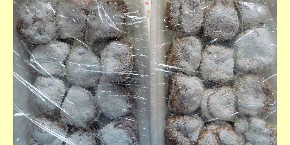 Dùrci – Pasticcini al cocco (Senza lievito) di Orlando ACCETTA