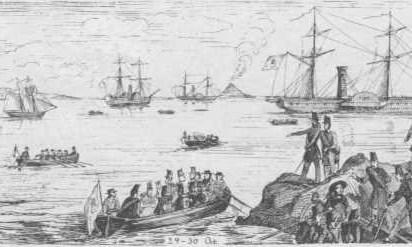 Il viaggio di Ferdinando II in Calabria nell'autunno del 1852
