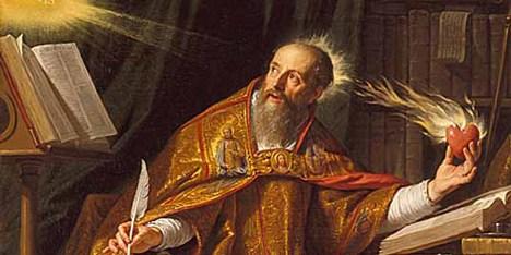 """Sant'Agostino: """"La morte non è niente"""""""