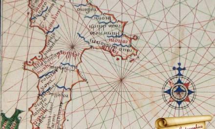 Atlante Nautico di Jacopo Russo (Messina, 1521)