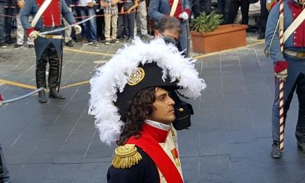 13/10/2017. Commemorazione Laica e Religiosa del Re Gioacchino Napoleone