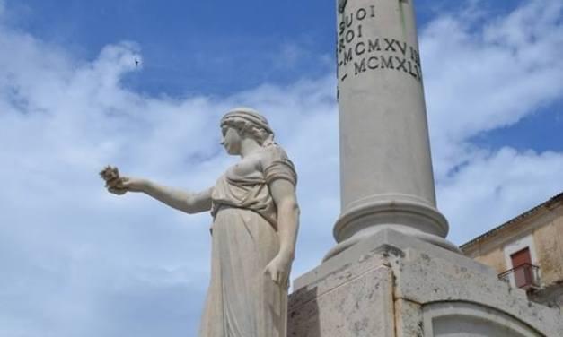 Monumento ai Caduti di tutte le Guerre di Rocco GRECO