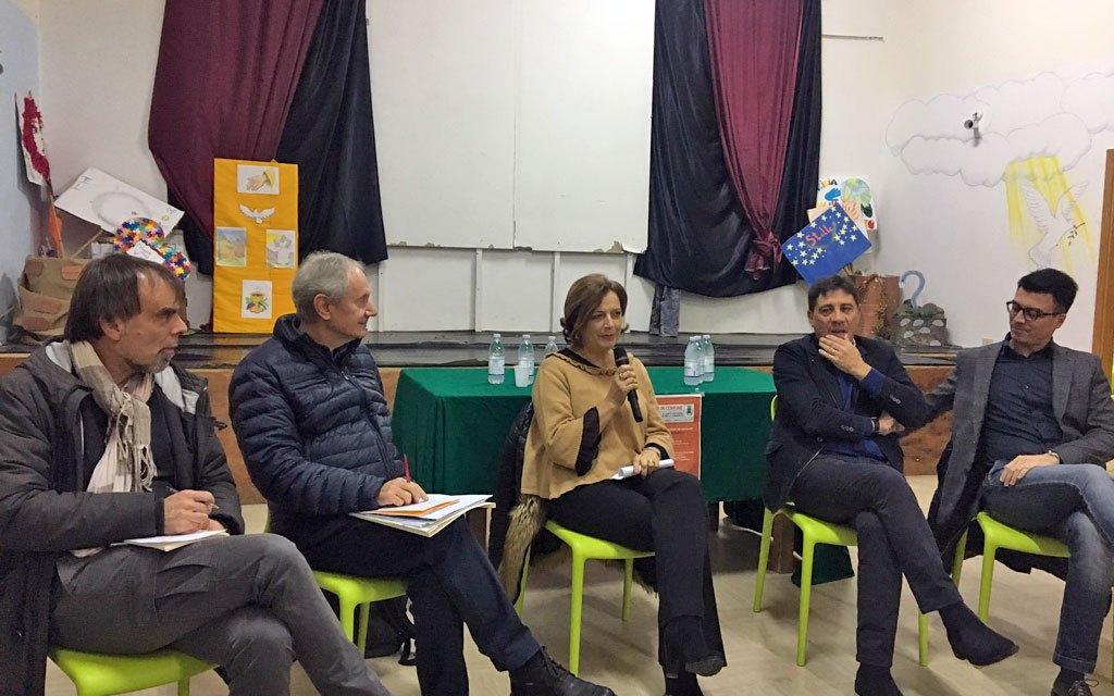 Incontro su accoglienza e Sprar: Sindaci lanciano proposta di accorpamento tra comuni di Curinga e Pizzo