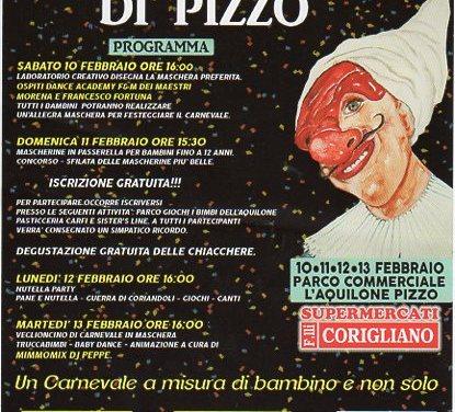 5° Carnevale di Pizzo 2018
