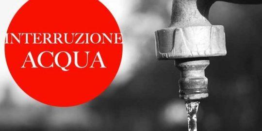 Domani a Vibo e provincia sospensione della fornitura idrica: ecco i Comuni interessati