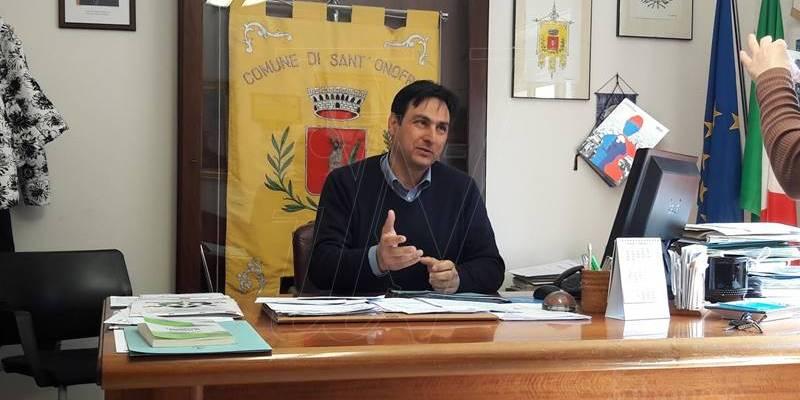GdF al Comune di Sant'Onofrio, il sindaco Maragò: «Controllo non dovuto all'Eco-distretto»