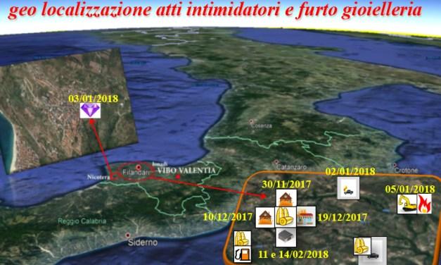 I legami tra i Soriano ed Emanuele Mancuso, la gioielleria svaligiata e l'idea di uccidere il boss di Zungri