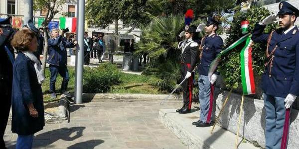 25 Aprile: la storia e la libertà, le cerimonie in Calabria