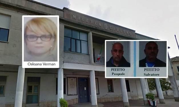 'Ndrangheta e politica a Mileto: i clan ed il Comune nel racconto di Oksana Verman (VIDEO)