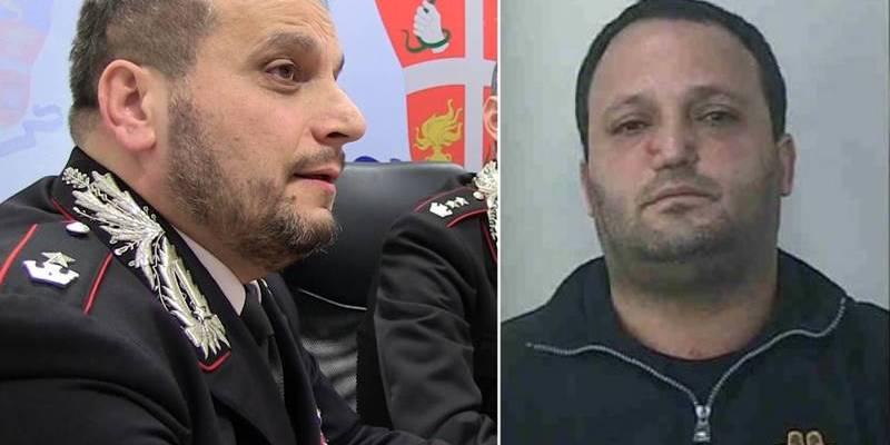 'Ndrangheta: gravi minacce di Leone Soriano anche al maggiore dei carabinieri Palmieri