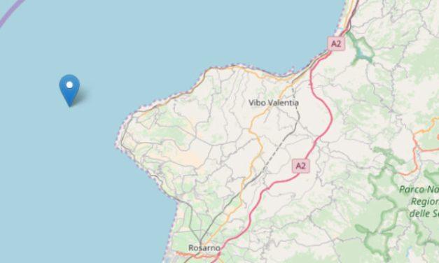 ? Scossa di terremoto nella notte nel mar Tirreno – QuiCosenza.it