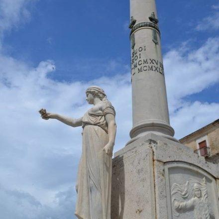 MONUMENTO AI CADUTI – SCHEDA ARCHIVI DI STATO