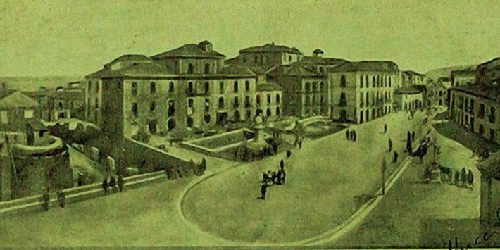 Piazza del Commercio di Pizzo