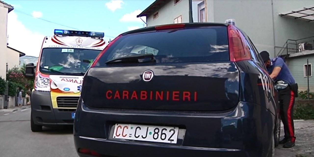 Violenta lite su via Nazionale a Pizzo, 28enne ferito a colpi di bastone
