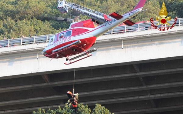 Si suicidò dal viadotto di Pizzo dopo dimissione da ospedale, rinvio a giudizio per due medici e un infermiere