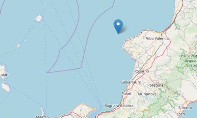 Trema la Calabria, violenta scossa di terremoto di magnitudo 4.4 a largo della costa tirrenica – Zoom24
