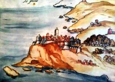 Il regno di Napoli diviso in dodici provincie: con una breve descrittione … Di Enrico Bacco
