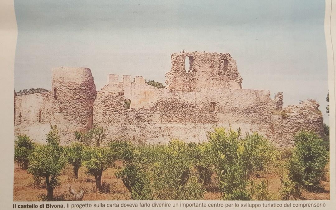 Castello di Bivona, simbolo muto di una citta' che dimentica se stessa