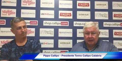"""Tonno Callipo, al via la preparazione precampionato: """"Inizia al stagione della rinascita"""" (VIDEO) – Zoom24"""