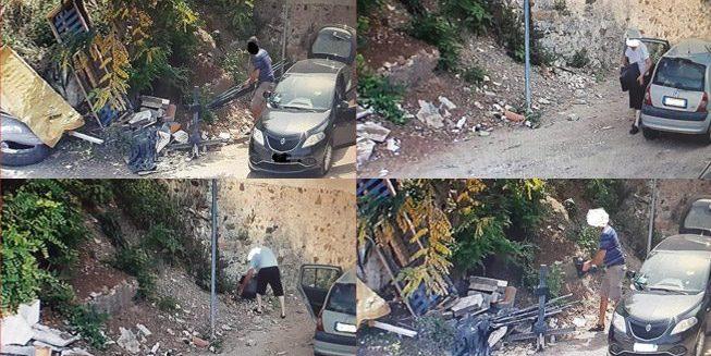 Pizzo, incivili beccati dalle telecamere mentre abbandonano elettrodomestici ai bordi della strada – FOTO – Zoom24