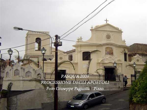 PIZZO 2009 - PROCESSIONE DEGLI APOSTOLI - FOTO DI G. PAGNOTTA