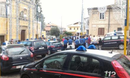 Processione interrotta nel Vibonese, tensione dopo l'intervento dei carabinieri