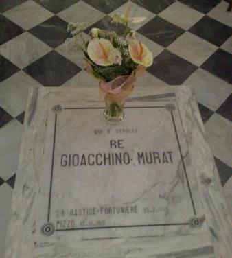01 settembre 2009 – Il Popolo napoletano non dimentica re Gioacchino Murat Foto di Giuseppe PAGNOTTA