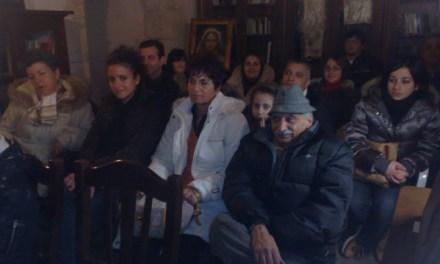 5 Gennaio 2009 – Auguri di Buon Anno ai Soci dell'Associazione Murat Onlus Foto di Anna Maria PAGNOTTA