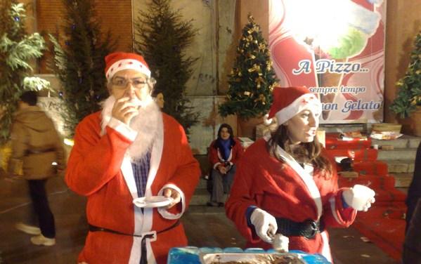 6 dicembre 2009 – Mercatino di Natale e Festa del Gelato della ProLoco di Pizzo